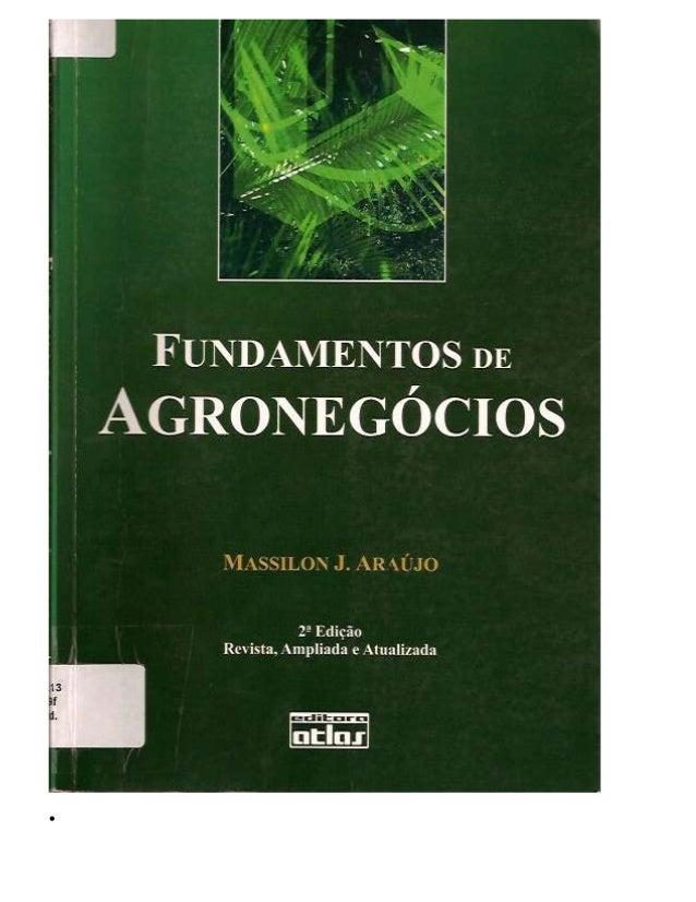 Livro fundamentos-de-agronegocios