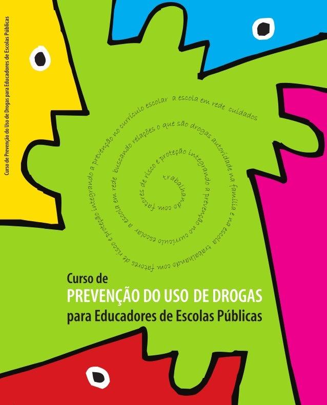 Secretaria Nacional deUniversidade de Brasília   Políticas sobre Drogas