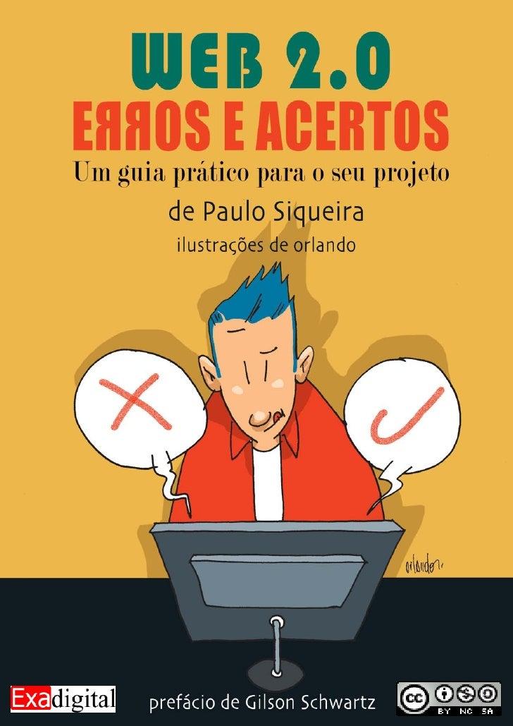 Livro web 2.0 erros e acertos