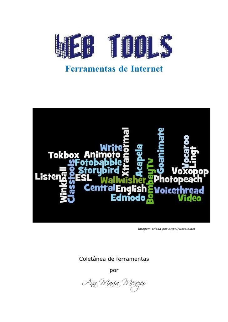 Livro  webtools = ferramentas de internet
