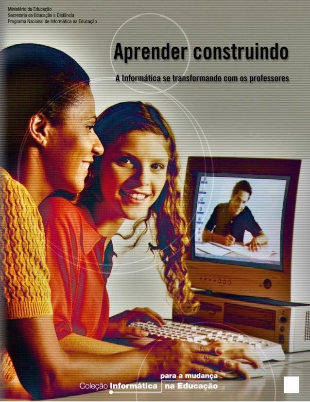 Livro01 aprender construindo fernando almeida e elizabeth almeida