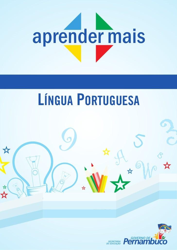 aprender maisENSINO FUNDAMENTAL – ANOS FINAIS     LÍNGUA PORTUGUESA         9                     A                       ...