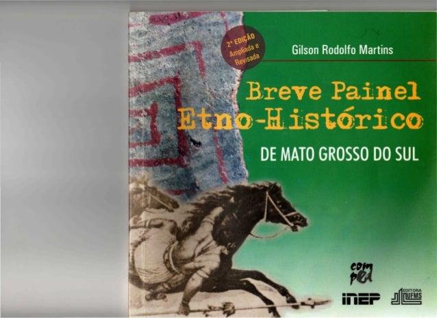 Livro breve painel etno hsiotirco de ms