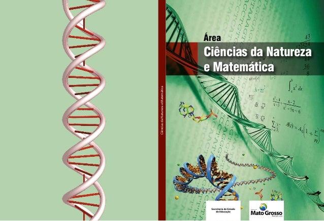 Área                                    Ciências da Natureza                                    e MatemáticaCiências da Na...