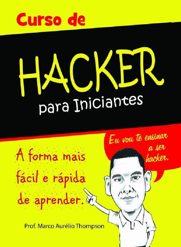 Curso de hacker gratis
