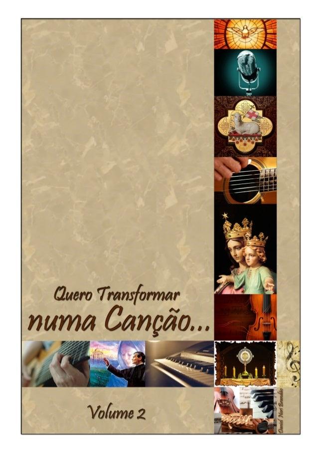 Livro de cantos 2012   vol 2