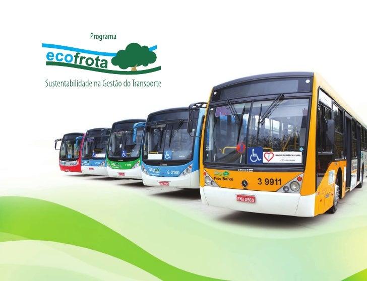 Livro Ecofrota