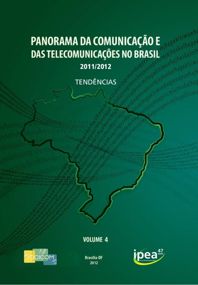 Livro panoramadacomunicacao volume04_2012