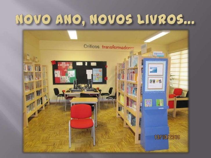 Livros novos 2011 12