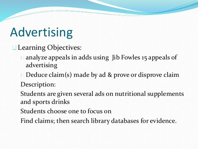 jib fowles advertising Unlike most editing & proofreading services, we edit for everything: grammar, spelling, punctuation, idea flow, sentence structure, & more get started now.