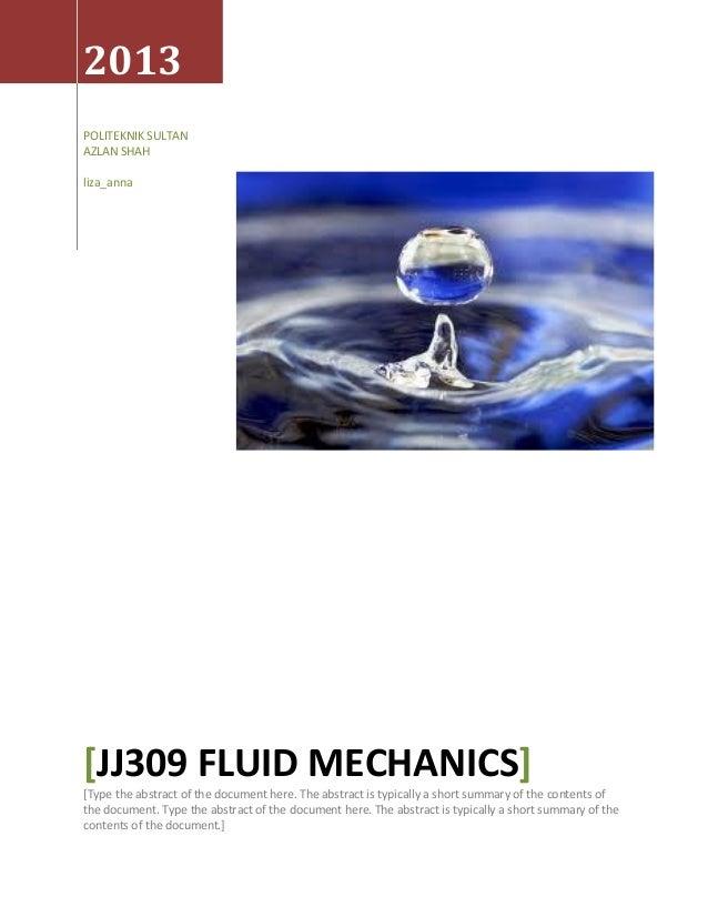 mechanics of fluids potter solution manual pdf