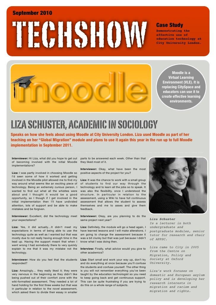Liza Schuster - PREDICT Project