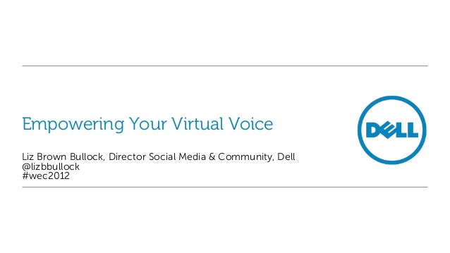 Empowering Your Virtual Voice