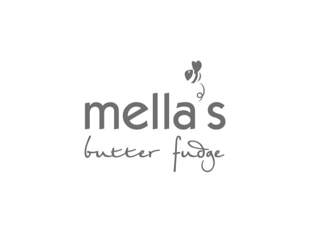 Liz Maybury on her work for Mella's Fudge at Outstanding By Design