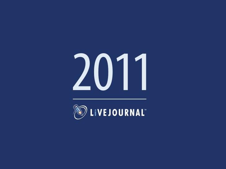 LIVEJOURNAL 2011