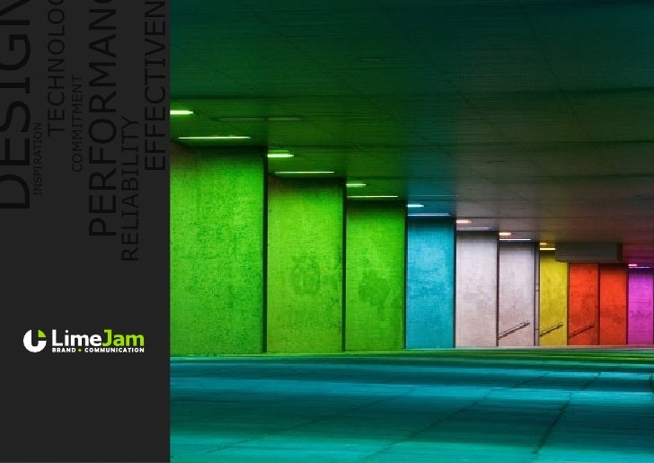 LimeJam - Brand Communication