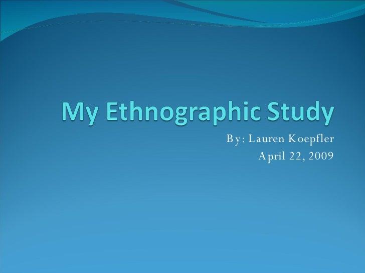 NPS Ethnography: African American Heritage & Ethnography