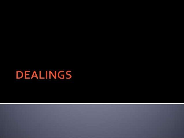 LAND LAW 1 slides registration of dealings 2014