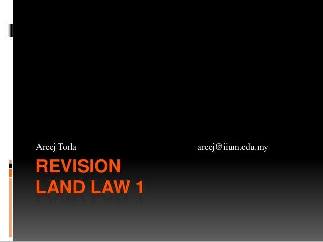 Ll1 slides revision