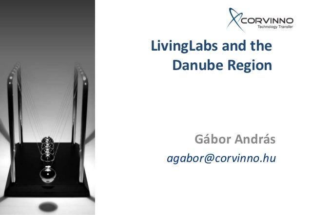 LivingLabs and the Danube Region
