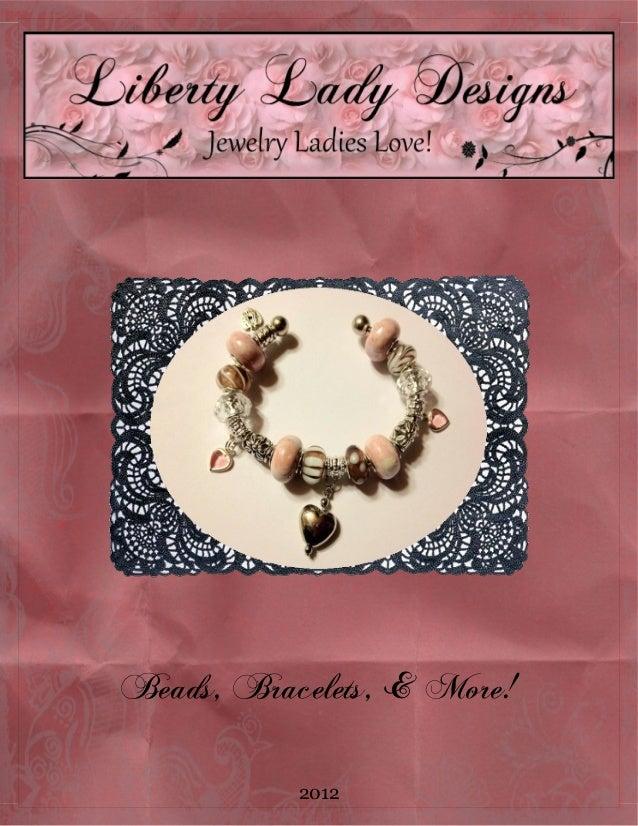 Beads, Bracelets, & More!           2012