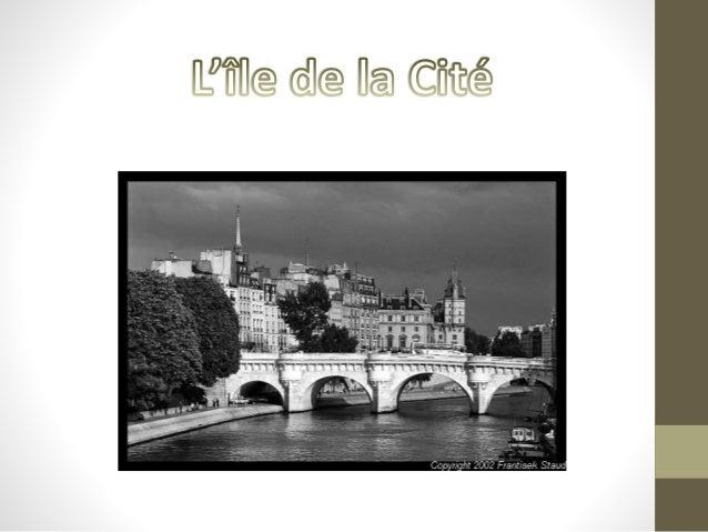 Le coeur de Paris