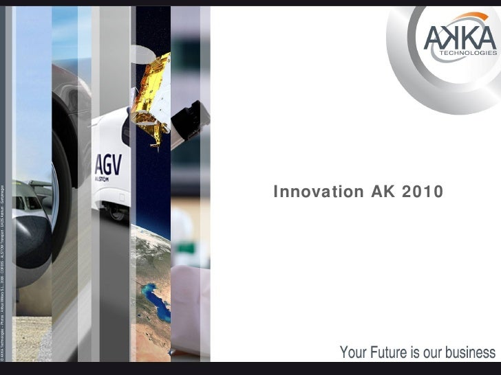 Innovation AK 2010