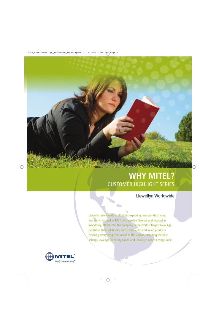 Llewellyn Worldwide Mitel