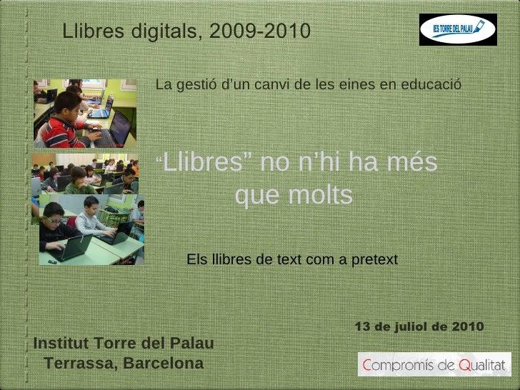 Llibres digitals