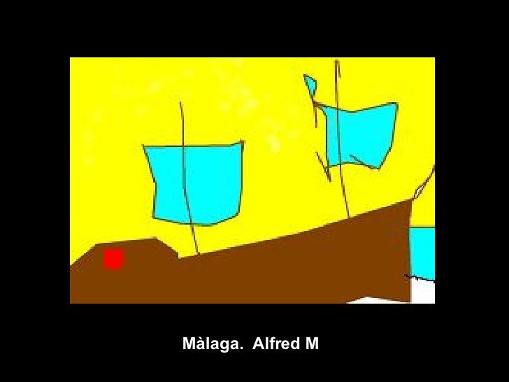 Màlaga.  Alfred M