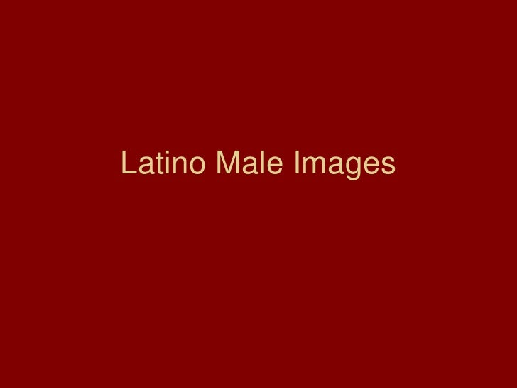 Latino Male Images<br />