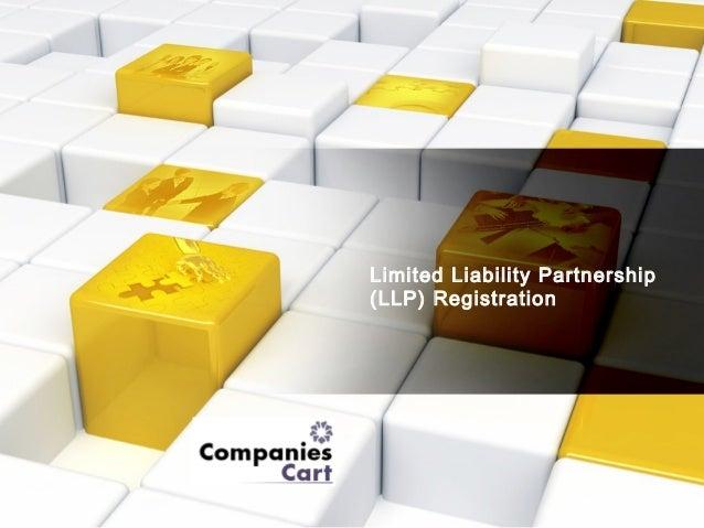 Limited Liability Partnership(LLP) Registration