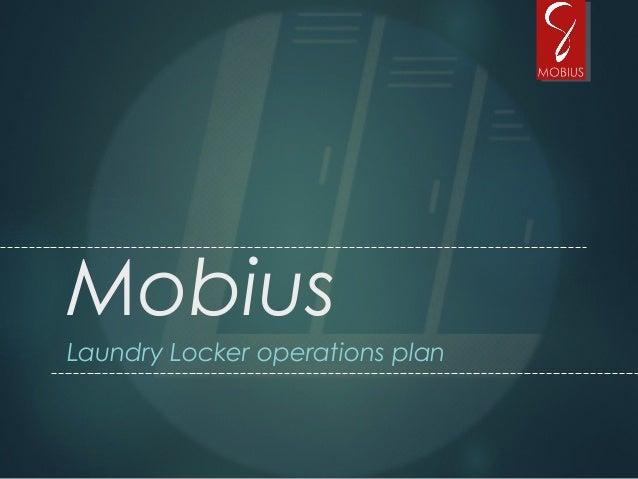 Mobius Laundry Locker operations plan