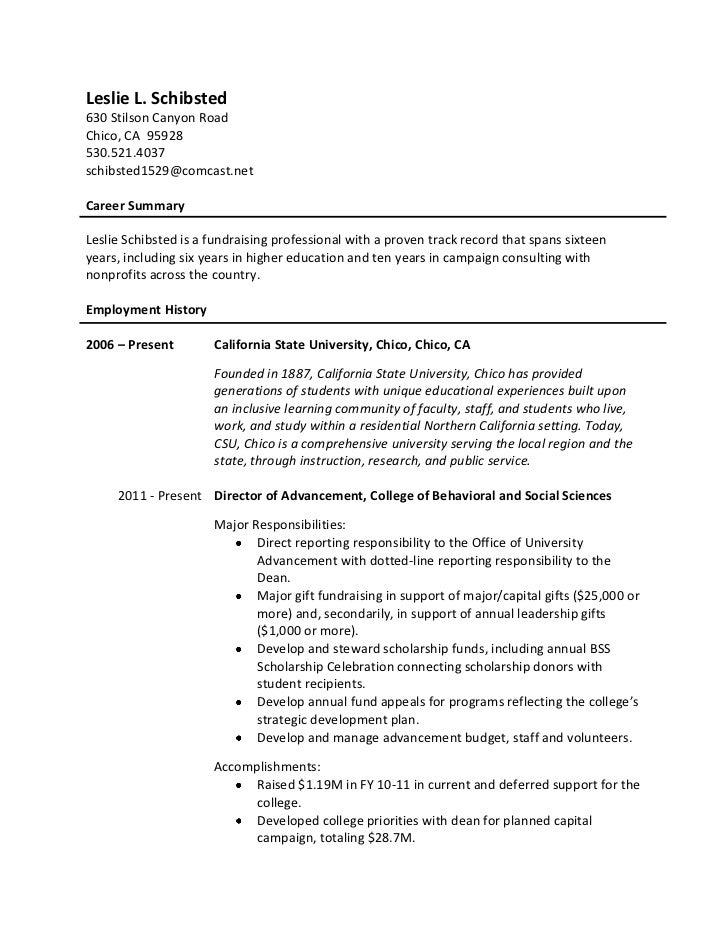 Ll Schibsted Resume April 2012