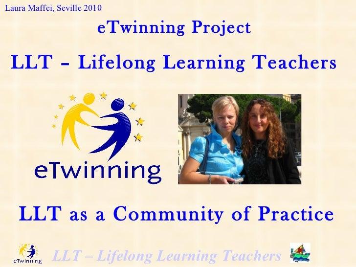 LLT as a community of practice