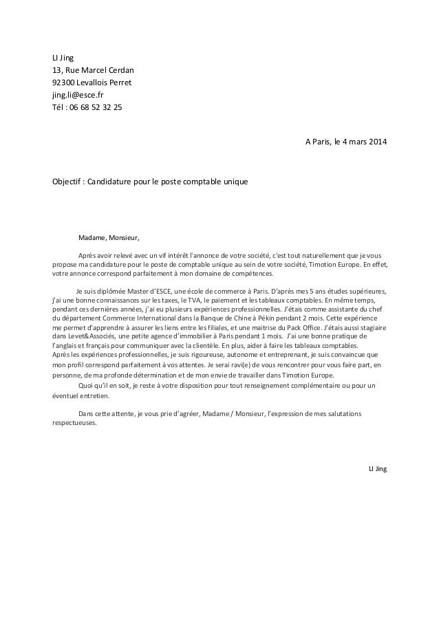 exemple lettre motivation assistant d u0026 39 education
