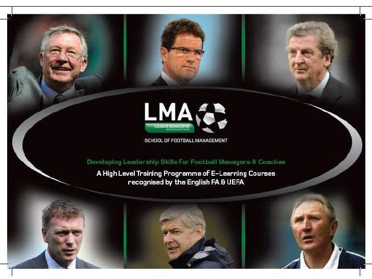 LMA School Of Football Management