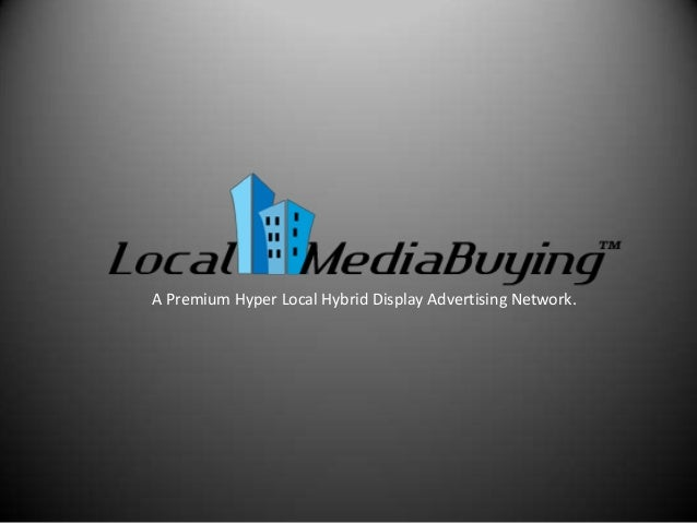 Local Display Advertising - LocalMediaBuying.com