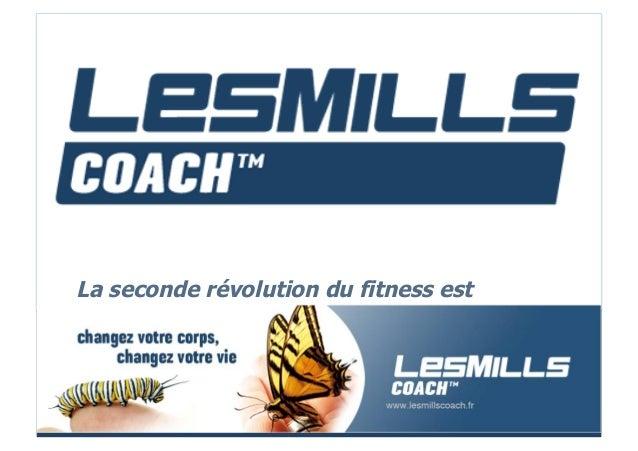 La seconde révolution du fitness estarrivée…