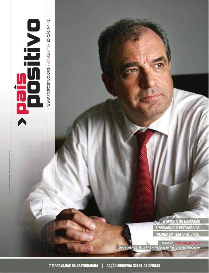 Portfolio @ País Positivo #43