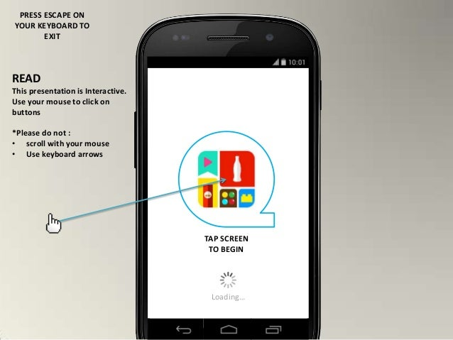 Lmp retail app interactive demo
