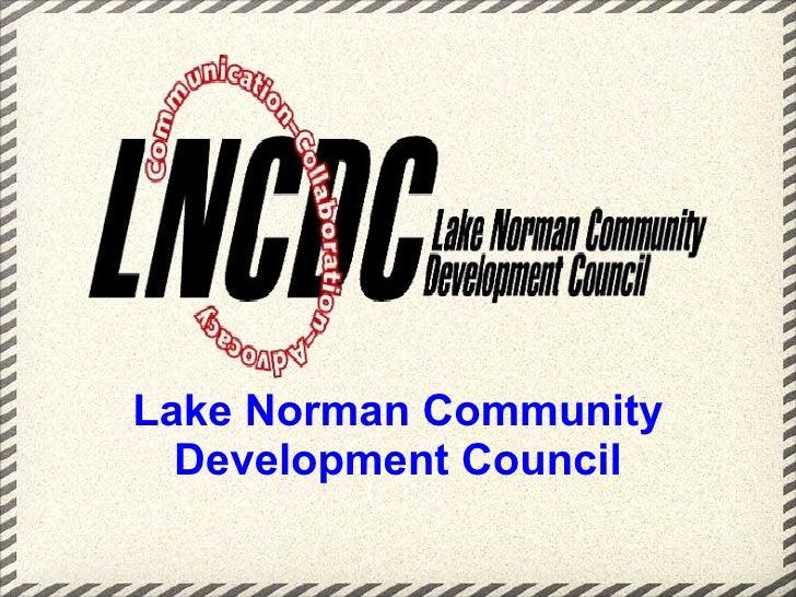 Lake Norman Community   Development Council