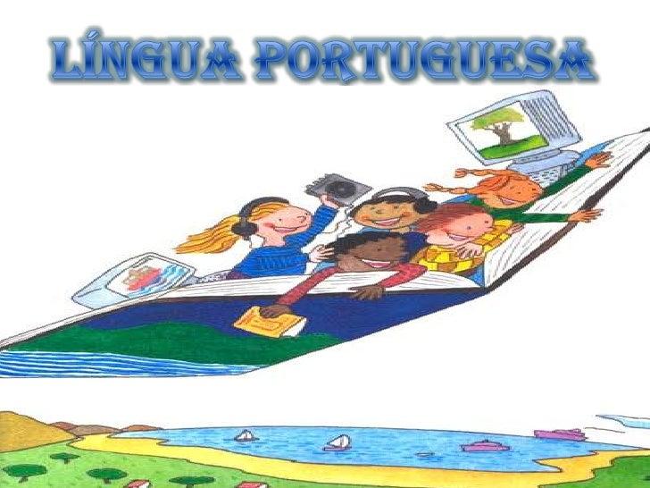 LÍNGUA PORTUGUESA<br />