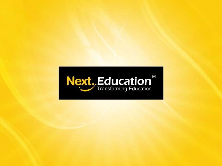 About Next EducationFounded in 2007, Next Education has created ground-breaking products that are transforming thelives of...
