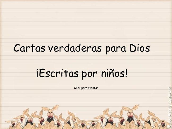 Lny Cartas A Dios