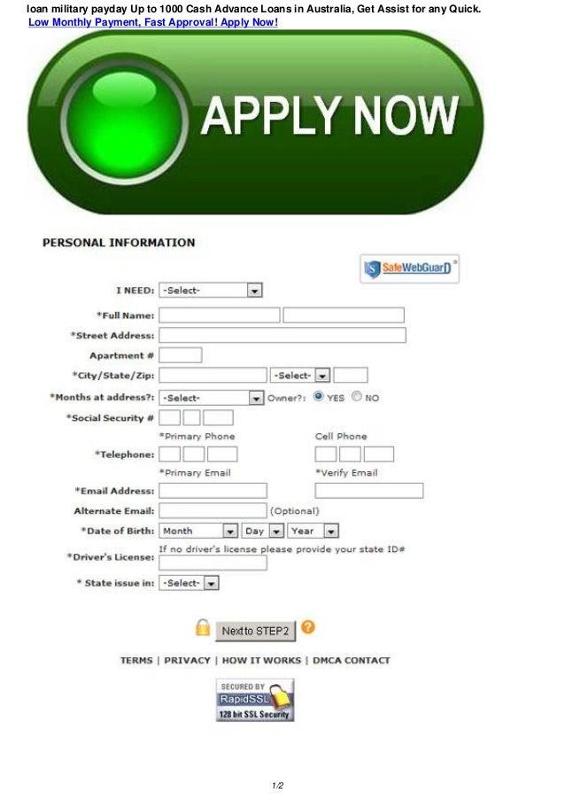 Cash loans logan picture 5