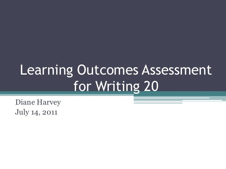 Learning Outcomes for First Year Writing Library Instruction, Duke University