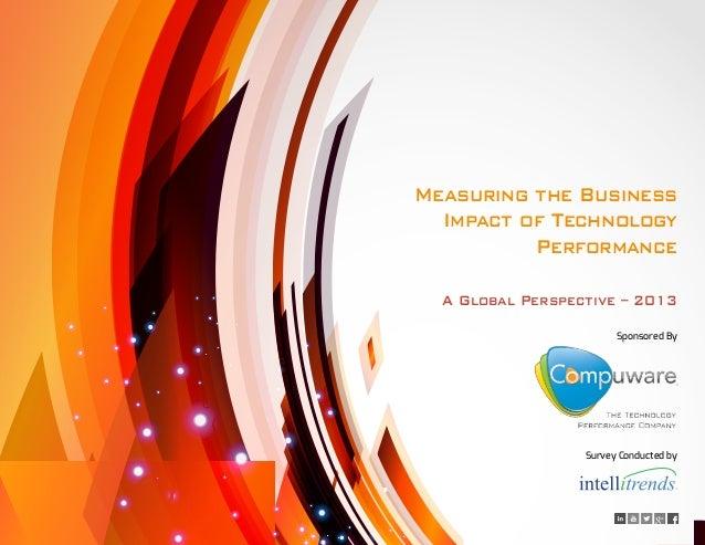 Compuware Marketing- Annual Report