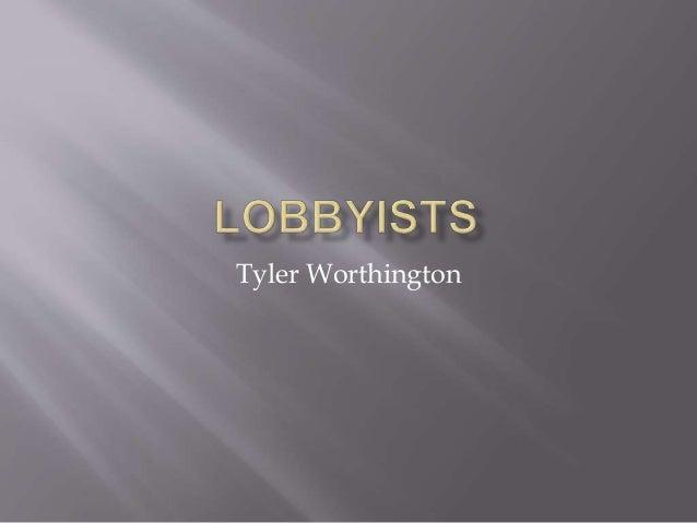 Tyler Worthington