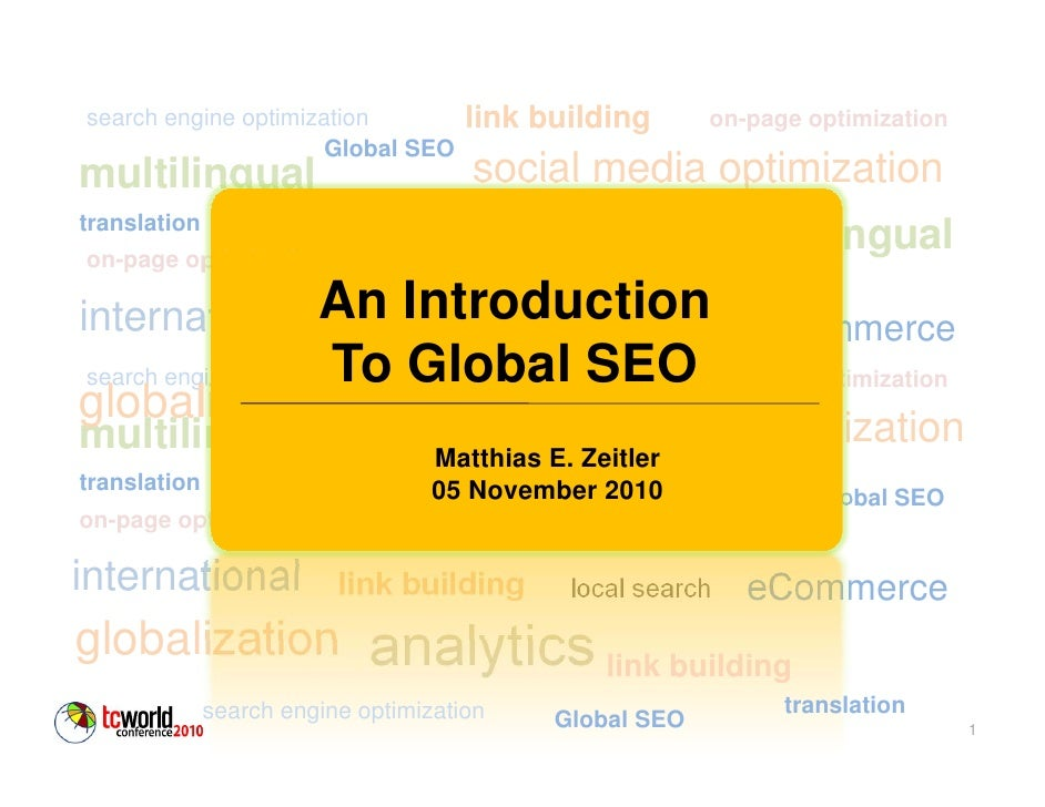 search engine optimization            link building        on-page optimization                      Global SEOmultilingua...